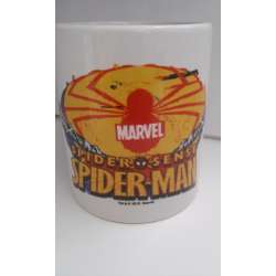TAZA SPIDER-MAN