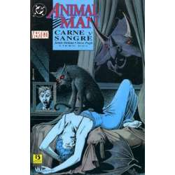 Animal Man - Carne y Sangre 02
