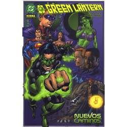 Green Lantern - Nuevos Caminos