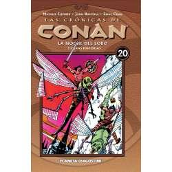 Las Crónicas de Conan 20 -...