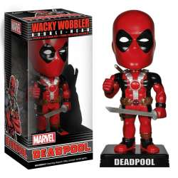 DEADPOOL WACKY  WOBBLER