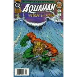 Aquaman pierde la mano -...