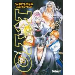 Samurai deeper Kyo 22