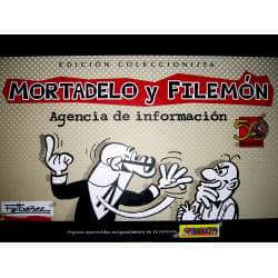 Mortadelo y Filemón....