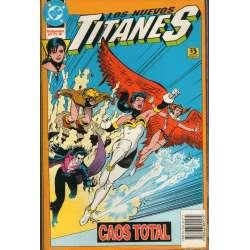 Los Nuevos Titanes: Caos...
