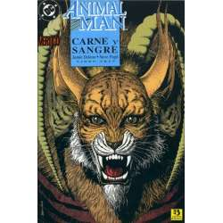 Animal Man - Carne y Sangre 03