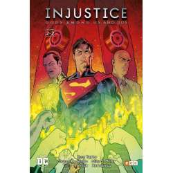 Injustice: Gods Among Us....