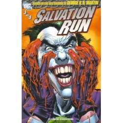Salvation Run 3 - George R....