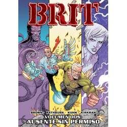 BRIT vol02 - Ausente sin...