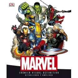 Marvel: Crónica visual...