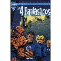 Biblioteca Marvel: Los 4...