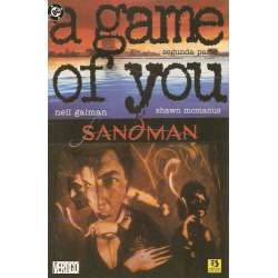 Sandman Vol. 2 - 02  A game...