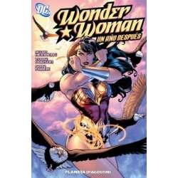 Wonder Woman. Un año después