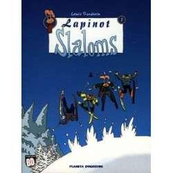 Lapinot 1  Slaloms