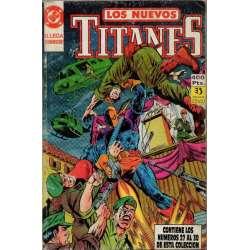 Retapado Los Nuevos Titanes...