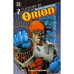 Orión. Clásicos DC 02