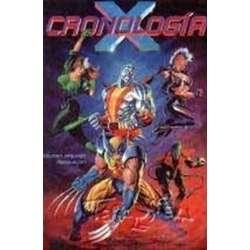 Libro: Cronología X...