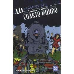 CUARTO MUNDO Clasicos DC 10