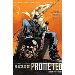 El legado de Prometeo 1 -...