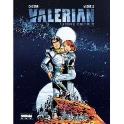 Valerian y la ciudad de los...