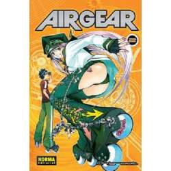 Air Gear 02 - Oh Great