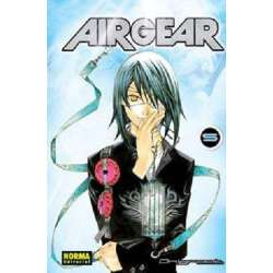 copy of Air Gear 02 - Oh Great