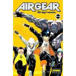Air Gear 14 - Oh Great