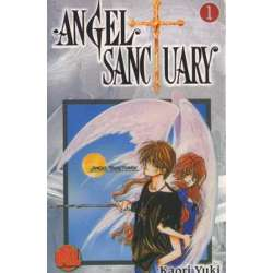 Angel Sanctuary 01