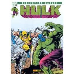 HULK  Biblioteca Marvel  21