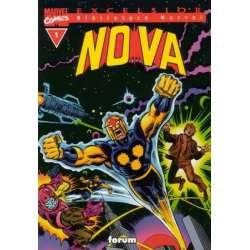 NOVA Biblioteca Marvel 01