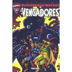 LOS VENGADORES Biblioteca...