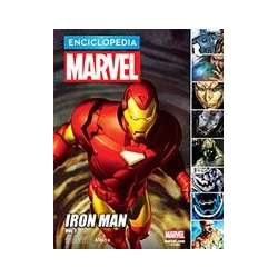 IRON MAN VOL.1 ENCICLOPEDIA...