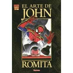 EL ARTE DE JOHN ROMITA