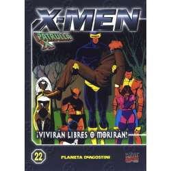 X-MEN PATRULLA X VOL.22