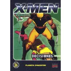 Coleccionable X-MEN...