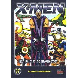X-MEN PATRULLA X VOL, 37