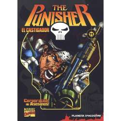 COLECCIONABLE THE PUNISHER...