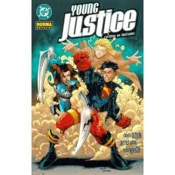 YOUNG JUSTICE ,Rarezas no...