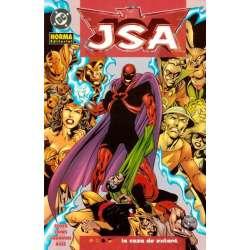 JSA  Vol,03  LA CAZA DE EXTANT