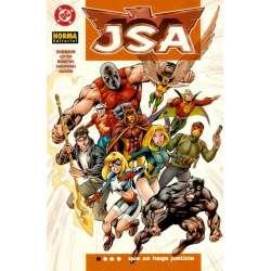 JSA, Vol.01 que se haga...