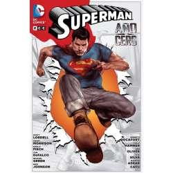 SUPERMAN AÑO CERO