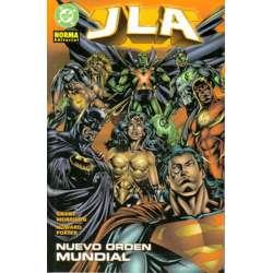 JLA.  Vol.01 Nuevo orden...