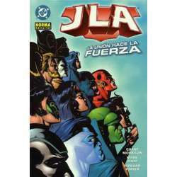 JLA, VoL 04  La Union hace...