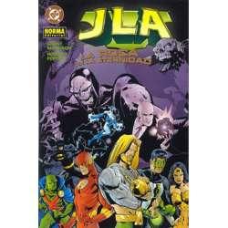 JLA. Vol 03 La roca de la...