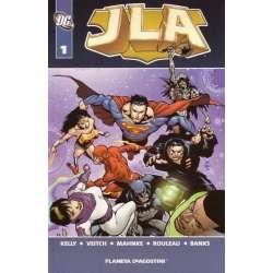 JLA. Vol. 01