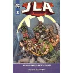 JLA, Vol, 08