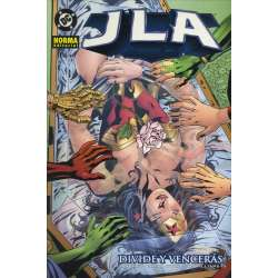 JLA, Vol. 01  Divide y...