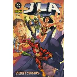 JLA  Vol 02 divide y...