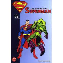 LAS AVENTURAS DE SUPERMAN 02