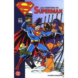 LAS AVENTURAS DE SUPERMAN